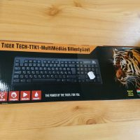 TigerTech billentyűzet